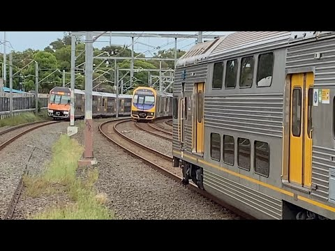 Sydney Trains and
