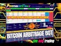 Crypto Bot: arbitrage bitcoin with Westernpips Crypto Trader 1.7 software