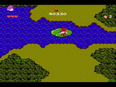 Adventures of Dino Riki - Nes - Full Playthrough - No Death