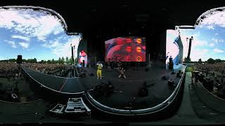 Tyga - Taste in 360° from Wireless Festival with MelodyVR