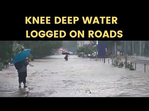 Mumbai Rain: NewsX