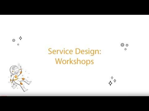 NOVA Service Design Workshops
