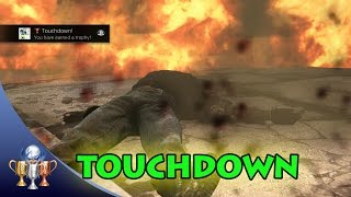 Fallout 4 Touchdown Trophy / Achievement