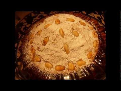 moroccan-sellou-made-easy-(crumble),-حلوة-سلو-المغربي,-gâteau-marocain-(sellou)