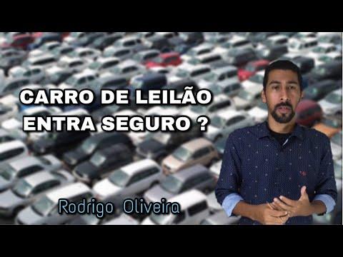 Carro de Leilão entra seguro? - Rodrigo Oira