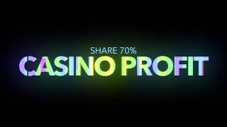 Invest In Cryptocurrency Casino Bankroll - Share 70% Of House Profits