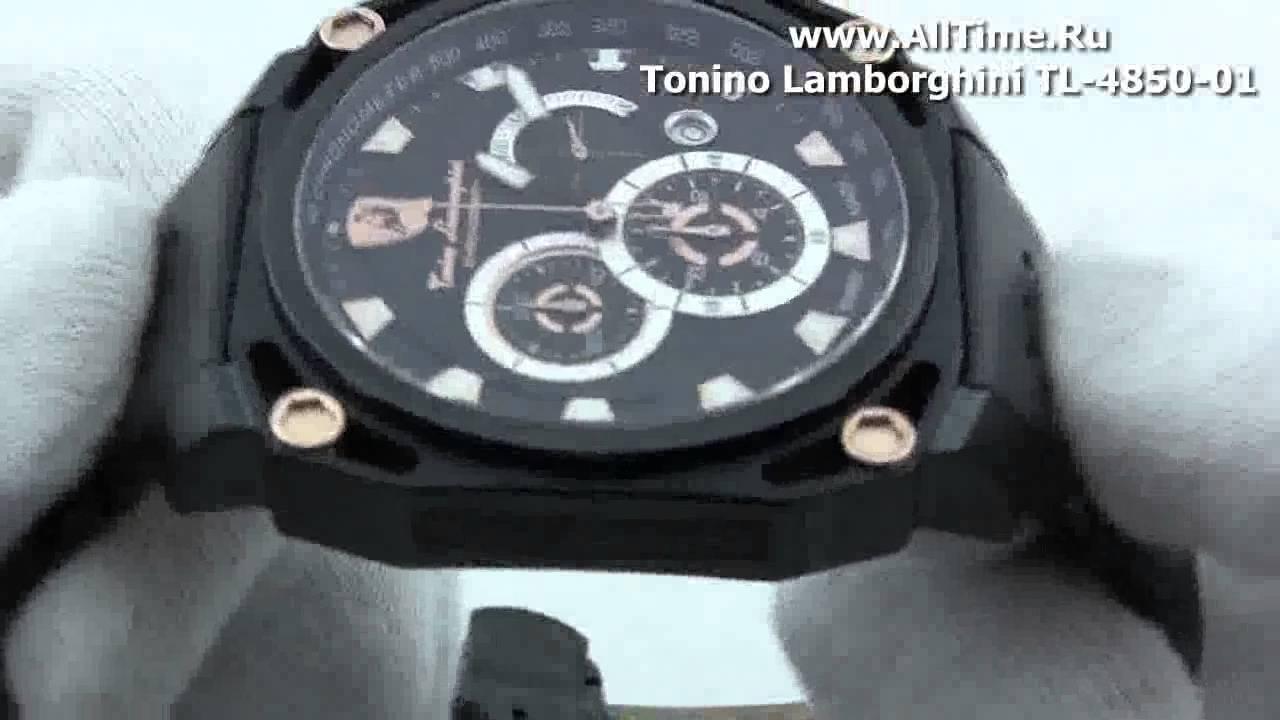 Мужские наручные часы TONINO LAMBORGHINI - 10 TL/COMPETITION - YouTube