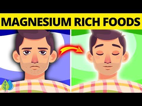 ⚡Top 10 Magnesium Rich Foods