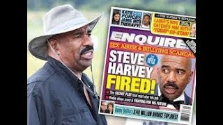 Steve Harvey  (Fired)