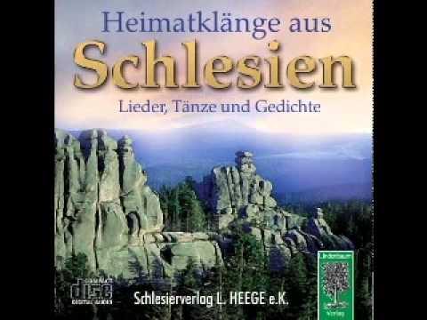 CD Heimatklänge aus Schlesien - Lieder, Tänze und Gedichte