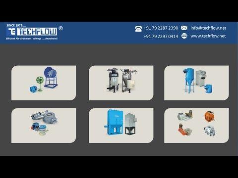 Industrial Air Pollution Control Equipments – Techflow.net