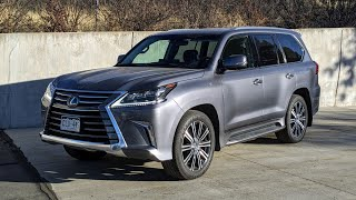 The Lexus LX570 is Incredibly Frustrating