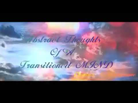Abstract Thoughts Of A Transitioned - Establishing A Relatio