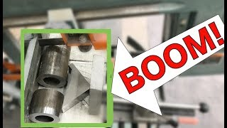 EXPOSED!- Bandsaw Trick Steel Company's dont want you to see!!