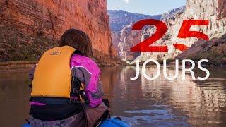 Au coeur du Grand Canyon et d'une famille
