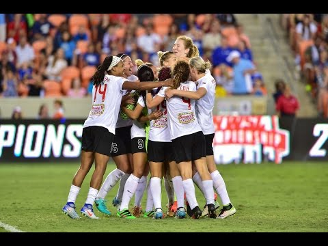 NWSL Championship: Washington Spirit vs. Western New York Flash: Highlights - Oct. 9, 2016