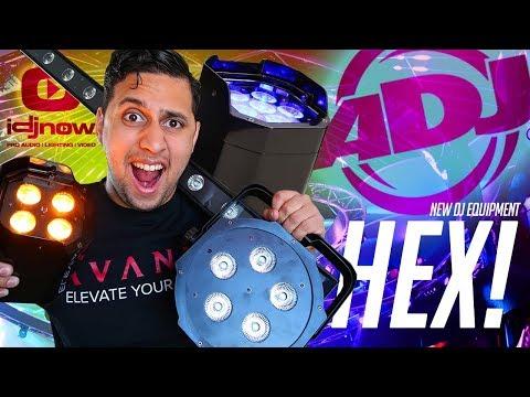 Product Spotlight: ADJ Element HEX | MEGA 64 & UB 12H (MAIL TIME) | SELLING MY DJ EQUIPMENT