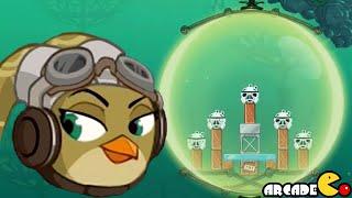 Angry Birds Star Wars 2: Hera Syndulla Rewards Chapter Level BR-27 3 Star Walkthrough