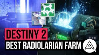 DESTINY 2 | Best Ways to Farm Radiolarian Culture & Paradox Amplifiers