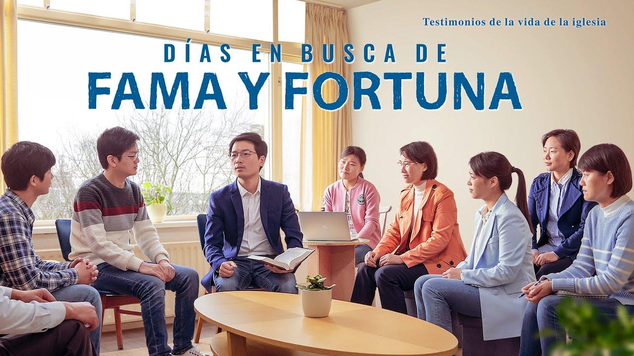 Testimonio cristiano 2020 | Días en busca de fama y fortuna (Español Latino)