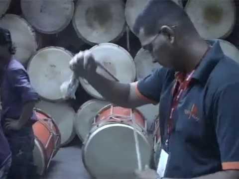 Making of a Pathak: Dhol Tasha Drumming In India 1