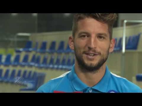 FC Utrecht TV: Op bezoek bij Dries Mertens
