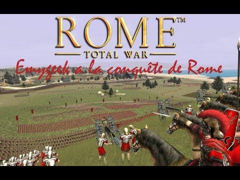 Download Rome Total War - Episode 1, Emy est un Julii