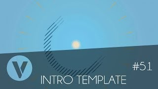 Free 2D Intro #51 | Sony Vegas & After Effects Template