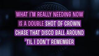 Bartender (Karaoke Version) - Lady Antebellum | TracksPlanet