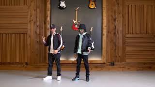 Unreal dance video | Poppin John & Nonstop