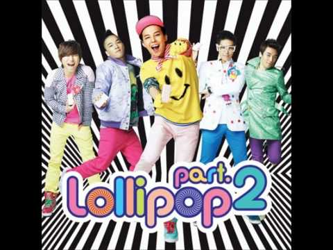 [HD] Big Bang ~ Lolipop Pt. 2 [MP3]