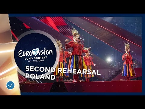 Poland 🇵🇱 - Tulia - Fire Of Love (Pali Się) - Exclusive Rehearsal Clip - Eurovision 2019