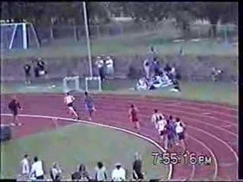 2004 WAC Track and Field 800 Meter Final