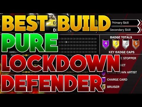 PURE LOCKDOWN DEFENDER IN NBA 2K18! BEST BUILDS! SMALL FORWARD LOCKDOWN DEFENDER BUILD IN NBA 2K18🔥