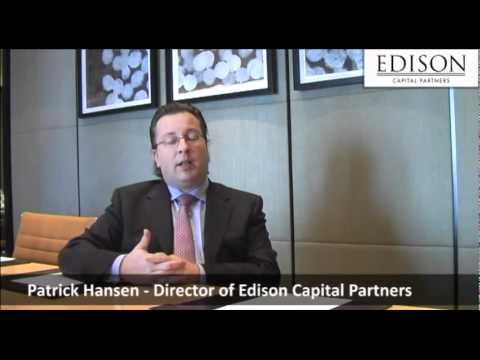 Edison Capital Partners finds 100 million capital in China for European client