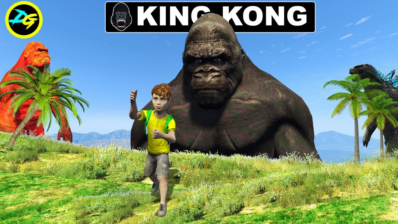 Adopted By King Kong in GTA 5
