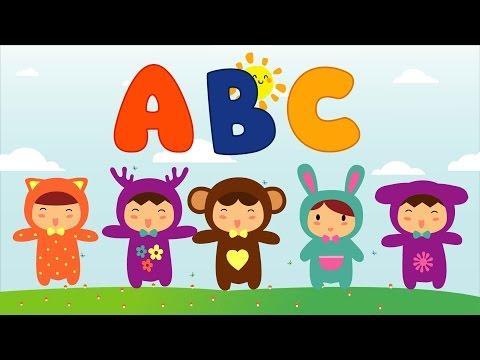 เพลง ABC  เพลงสำหรับเด็ก ACB Song For Kids Popular Nursery Rhymes