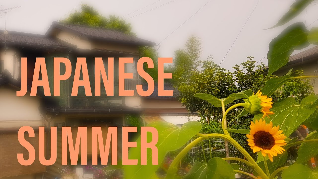 Japanese Summer is Awesome But Also Dangerous