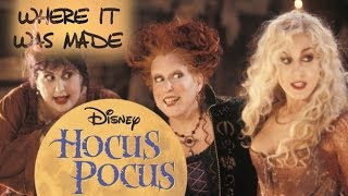 Hocus Pocus (1993) - Where It Was Made