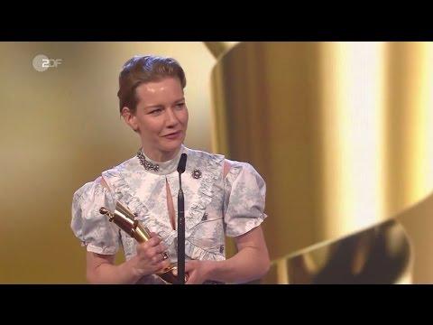German Film Awards 2017 Best Actress: Sandra Hüller, Toni Erdmann
