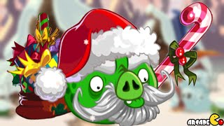 Angry Birds Epic - New Event The Holidays Is Coming! Christmas Santa Bad Piggies