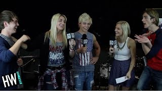 R5 Talks Love Life & Embarrassing Moments! (HOT SEAT)