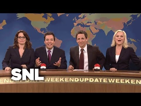 Weekend Update: Joke Off - Saturday Night Live