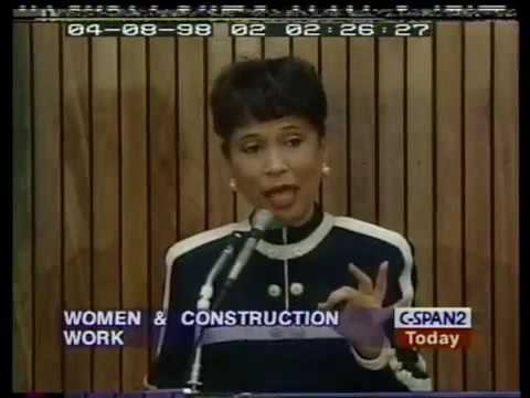 Women Working in Construction: Jobs, Career, Safety, Gear, Union, Workers (1998)