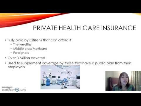 Mexico's Health Care System