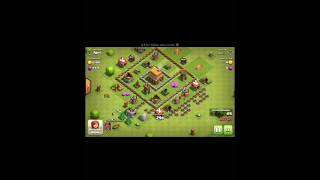 Clash of Clans : How to save your house when you are low level in clash of clans