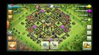 Latest trick to hack clash of clans no human verification no root no patching  22 may 2018