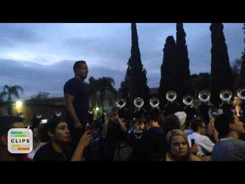 Blue Devils 2015 Space Chords - YouTube