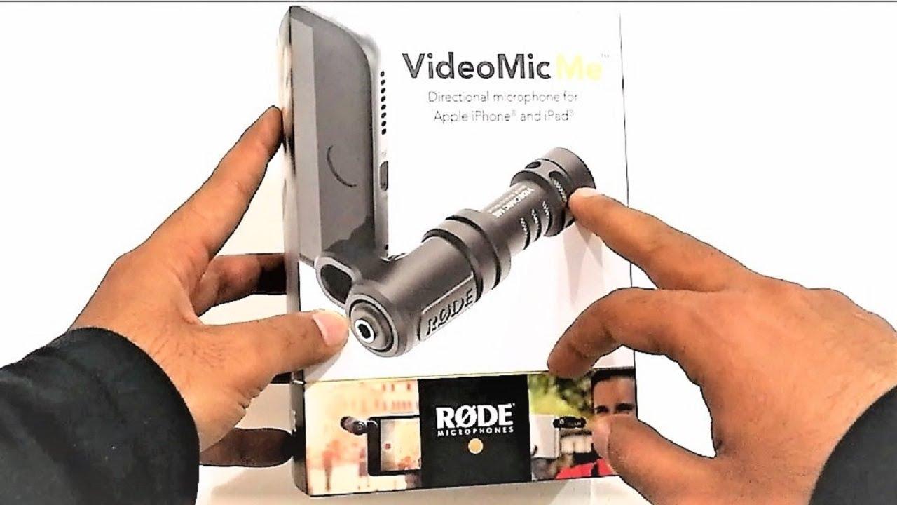 Rde Microphones Videomic Me Directional Microphone For Smart Phones Rode Videomicme