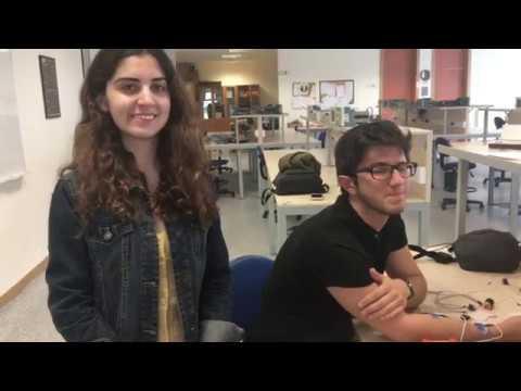 EEE212 Microprocessors Project  | Beste Aydemir & Mert Ertuğrul